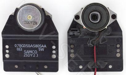 Купить в Барнауле: 078G100A581SAA, 078G050A580SAA -  сабвуфер + динамики для ЖК телевизора Philips