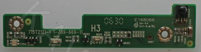 Купить в Барнауле:Плата ИК сенсор для ЖК телевизора Sony (1-789-669-11)