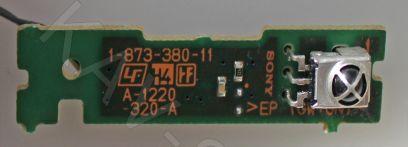Купить в Барнауле:Плата ИК сенсор для ЖК телевизора Sony (1-873-380-11)