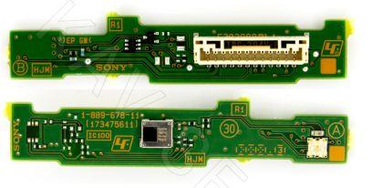 Купить в Барнауле:Плата ИК сенсор для ЖК телевизора Sony (1-889-678-11, 173475611)