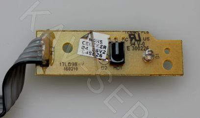 Купить в Барнауле: 17LD98-7, 160210 - Плата ИК сенсор для ЖК телевизора Vestel