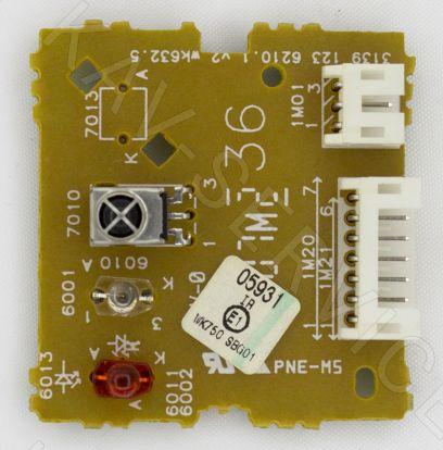 Купить в Барнауле:Плата ИК сенсор для ЖК телевизора Philips (3139 123 6210. 1 V2 WK632.5)