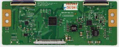 Купить в Барнауле: 32/37/42/47/55 FHD TM120 Ver 0.2, 6870C-0401B - Плата T-con ЖК телевизора LG