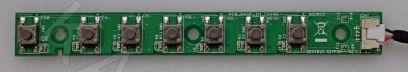 32AV833-KEYPAD REV:1.01 - Плата кнопок ЖК телевизора Toshiba