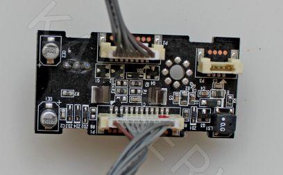 Купить в Барнауле:Плата ИК сенсор для ЖК телевизора LG (32LE3300-IR-V1.5)