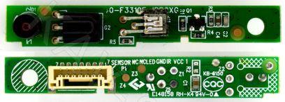 Купить в Барнауле: 40-F3310F-IRB2XG - Плата ИК сенсор для ЖК телевизора Mystery
