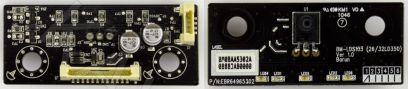 BM-LDS103 Ver 1.0, EBR64965302 - Плата ИК сенсор для ЖК телевизора LG