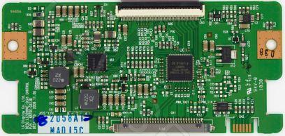 6870C-0313B, LC320WXE (SC)(A1) - Плата T-con ЖК телевизора LG