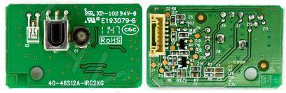 Купить в Барнауле: 40-46S12A-IRC2XG плата ИК сенсор для ЖК телевизора GoldStar