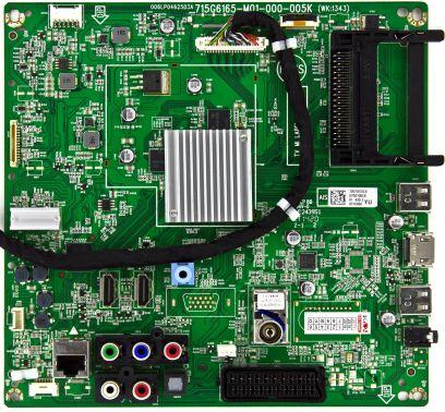 715G6165-M01-000-005K, 006LP0462503A - Плата управления ЖК телевизора Philips
