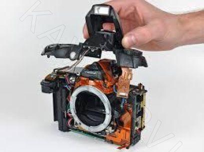 Замена  разъемов фото, видео камер